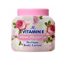 Крем для рук и для тела  парфюмированный с витамином Е Aron 200 гр