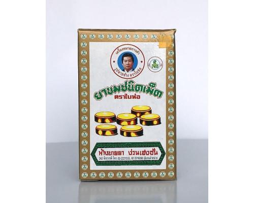 Таблетки на травах против вирусов Bai Hor Brand Bitter Herbal Tablets, 70 штук