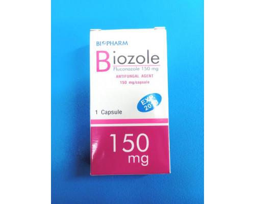 Противогрибковое средство из Тайланда Biozole 1 капсула