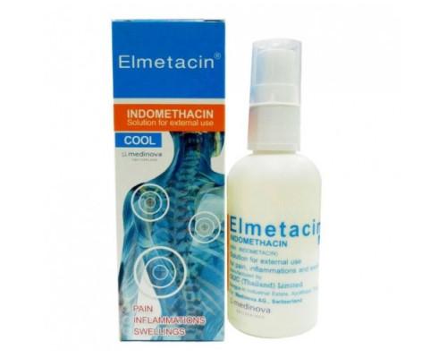 Обезболивающий спрей Эльметацин 50 мл