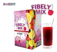 Напиток ягодный с клетчаткой Donutt 10 шт