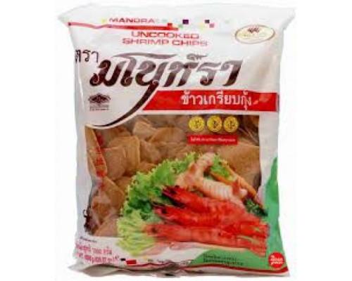 "Креветочные чипсы ""сырые"" Manora 200 гр"