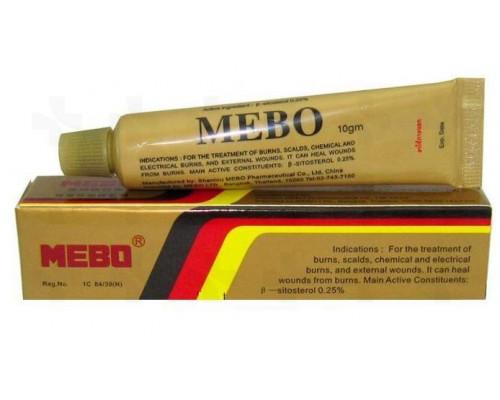 Крем для лечения ожогов и рубцов MEBO 10 грамм