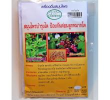 Травяной сбор для лечения простаты и мочевого пузыря Natchaporn Herb 15 саше