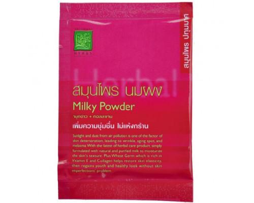 Маска для лица из Тайланда молочная Milky Powder 10 гр