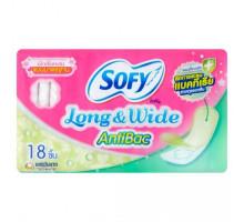 Гигиенические прокладки антибактериальные Sofy AntiBac 18 шт