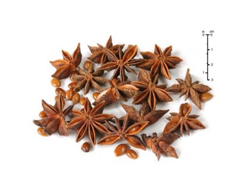 Анис звездчатый из Тайланда Star Anise, 150 грамм