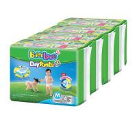 Детские подгузники-трусики для малышей весом 7-12 кг Baby Love DayPants
