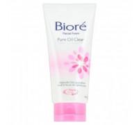 Пенка для умывания Biore с контролем над жирностью кожи 100гр