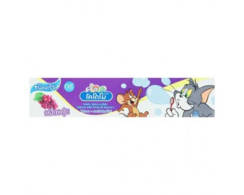 Тайская зубная паста для детей Kodomo виноград 40гр