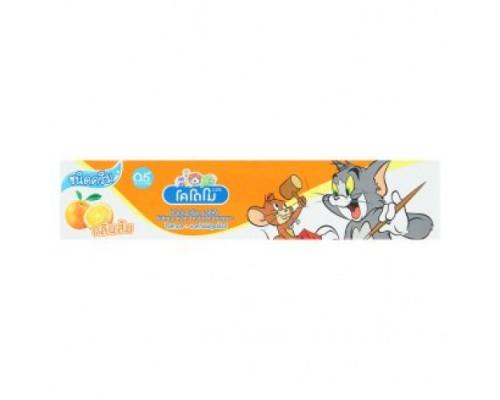 Тайская зубная паста для детей Kodomo апельсин 40гр