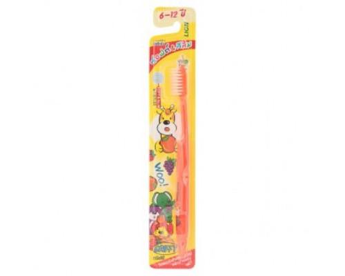 Тайская зубная щетка с тонкой щетиной Kodomo