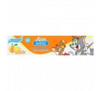 Тайская зубная паста для детей Kodomo апельсин 80гр