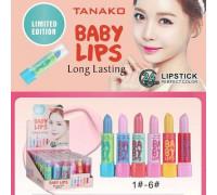 Проявляющаяся губная помада Tanako Baby Lip 3,5 гр