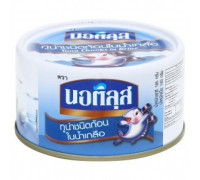 Стейки тунца в собственном соку консервы 185 грамм
