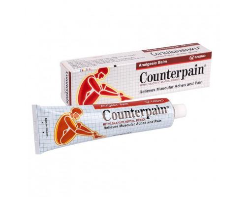 Counterpain мазь (Каунтерпэйн) болеутоляющая 120 гр