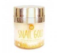 Улиточный крем с золотом против морщин Snail Gold 50 гр