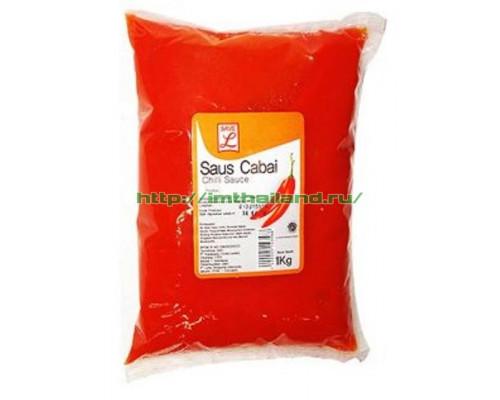 Острый сладкий соус чили для курицы и картошки фри 1 литр