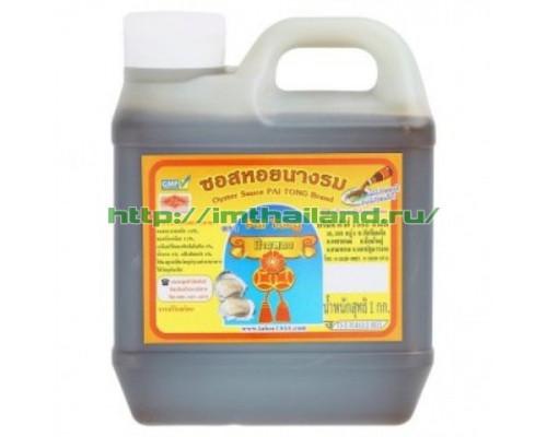 Устричный соус 1 литр