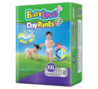 Подгузники-трусики для детей весом 15-25 кг Baby Love DayPants 11 шт