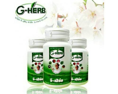 Онкопротектор G-herb, капсулы для профилактики и лечения рака 60 шт