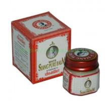 Тайский бальзам Белый лечебный Siang Pure 12 гр