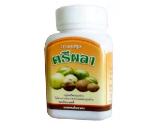 Triphala 100 capsules