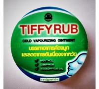 Мазь от простуды Tiffy rub 6 гр