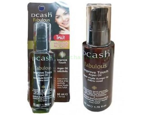 Аргановое масло эссенция для волос Dcash 50мл