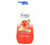 Тайский шампунь Feather против выпадения волос с ароматом розы 480 мл