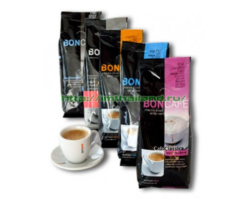 Натуральный кофе молотый BONCAFE 250 грамм