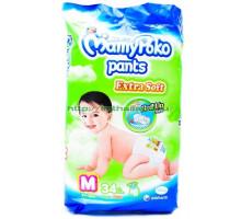 Детские памперсы Mamy Poko – № 1 в Таиланде
