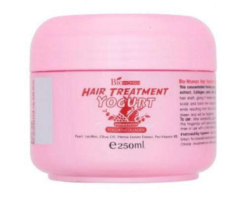 Маска для волос Bio-Woman с йогуртом  250мл
