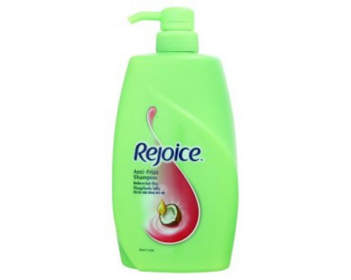 Выпрямляющий волосы шампунь Rejoice 900мл