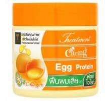 Витаминная маска для волос с яичным белком 250мл