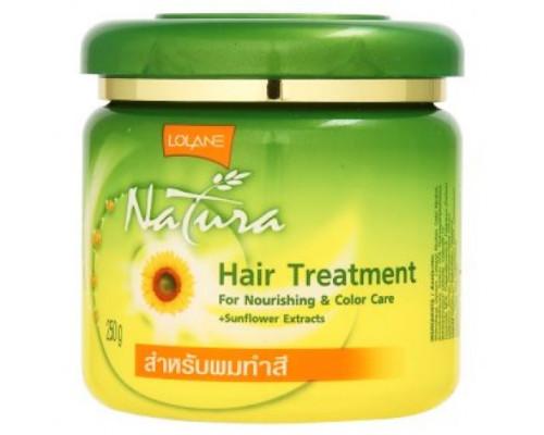 Маска от тайской фирмы Lolane для окрашенных волос 250 грамм