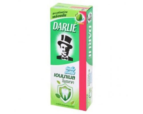 Зубная паста Дарли Защита эмали, двойное действие 140 грамм - 2 тубы