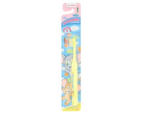 Зубная щетка Kodomo Том и Джери для деток 6 месяцев  - 3 года