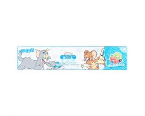 Гелевая зубная паста Kodomo для детей Мультифрут 40 грамм