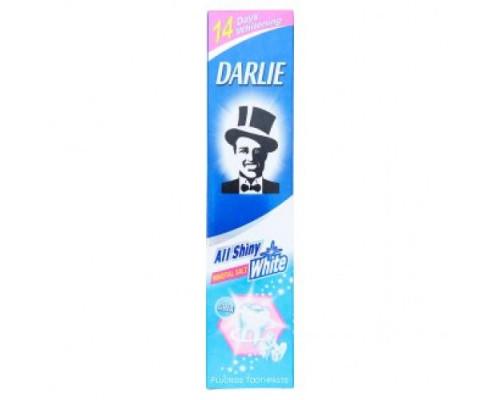 Зубная паста Дарли с минеральной солью отбеливающая 160 грамм