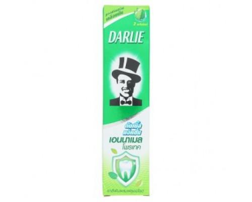 Зубная паста Дарли Защита эмали, двойное действие 140 грамм