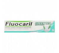Зубная паста с зеленым чаем, освежающая дыхание Fluocaril 160 гр