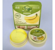 Bio Way Banana Cream Heels 30g