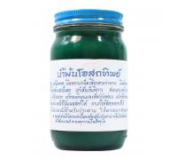 Тайский тигровый бальзам зеленый Thai Herbal Balm 60 гр