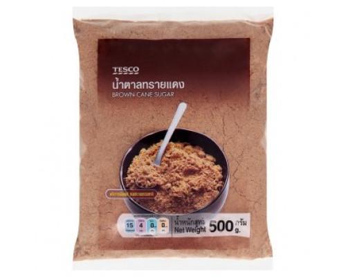 Коричневый тростниковый сахар-пудра 500 гр