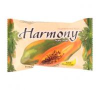 Мыло папайя Harmony 75 грамм