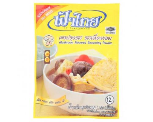 Грибная тайская приправа для бульона 80 грамм