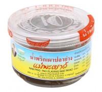 Тайская чили паста с рыбой Mae Payao 100гр