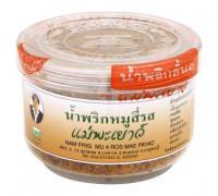 Тайская чили паста со свининой Mae Payao 60гр