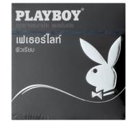 Презервативы Playboy тонкие 3 шт